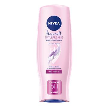 Nivea – Hair Milk Odżywka mleczna do włosów (200 ml)