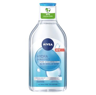 Nivea Hydra Skin Effect Płyn micelarny (400 ml)