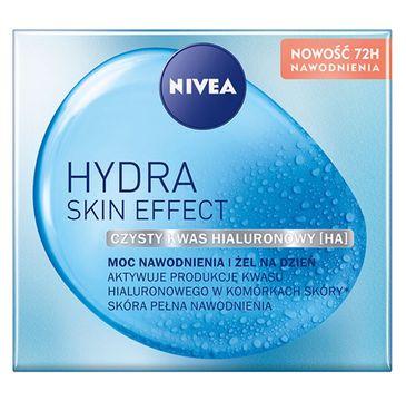 Nivea Hydra Skin Effect Żel-krem na dzień (50 ml)