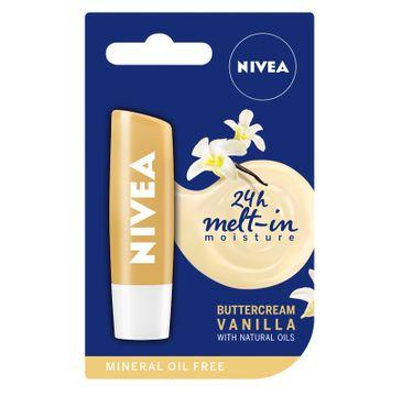 Nivea Lip Care pomadka do ust ochronna wanilia 4.8 g