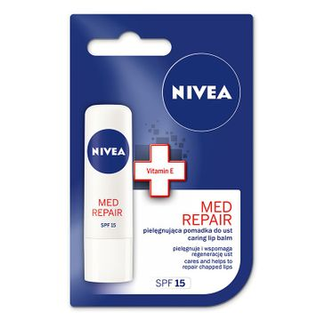 Nivea Lip Care Pomadka ochronna do ust Med Repair 4.8 g
