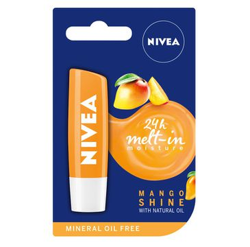 Nivea Lip Care pomadka ochronna Mango Shine 5.5 ml