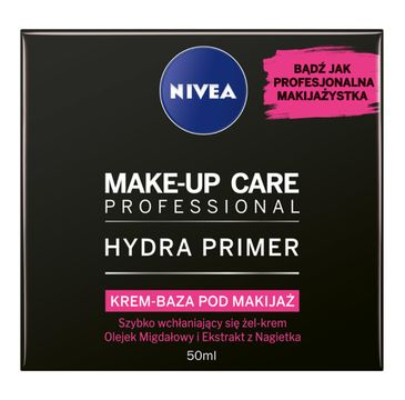 Nivea Make - Up Care Professional Hydra Primer krem-baza pod makijaż (50 ml)