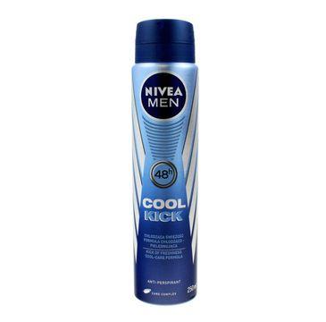 Nivea Men Cool Klick dezodorant w spray'u 250 ml