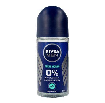Nivea Men dezodorant Fresh Ocean roll on 50 ml