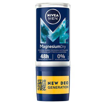 Nivea Men dezodorant męski Magnesium Dry 48h roll-on (50 ml)