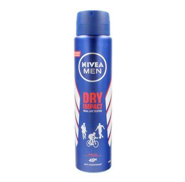 Nivea Men Dry Impact dezodorant w spray'u 250 ml