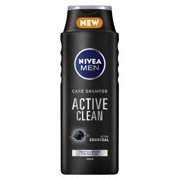 Nivea Men  Hair Care szampon do każego typu włosów dla mężczyzn 400 ml