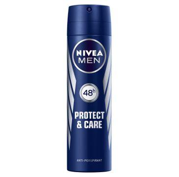Nivea Men protect & care dezodorant w sprayu męski 150 ml