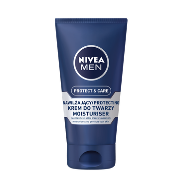 Nivea Men Protect & Care krem nawilżający do twarzy 75 ml
