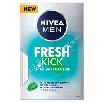 Nivea Men – Woda po goleniu Fresh Kick (100 ml)