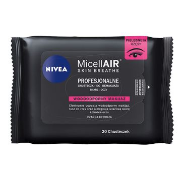 Nivea MicellAir Skin Breathe - profesjonalne chusteczki do demakijażu (1 szt.)