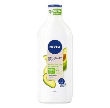 Nivea Naturally Good Body Lotion balsam do ciała z awokado (350 ml)