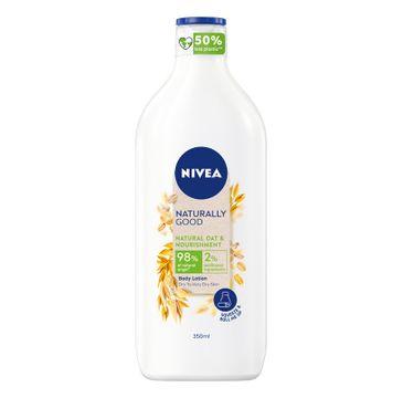 Nivea Naturally Good Body Lotion odżywczy balsam do ciała z owsem (350 ml)