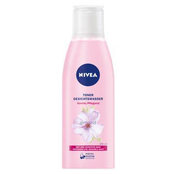 Nivea – Tonik łagodzący cera sucha i wrażliwa (200 ml)