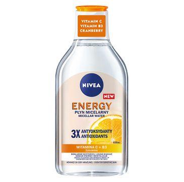 Nivea Energy płyn micelarny (400 ml)
