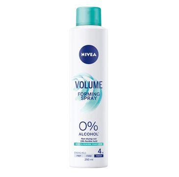 Nivea Volume modelujący spray do włosów dodający objętości (250 ml)