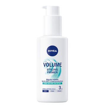 Nivea Volume primer dodający włosom objętość od nasady (150 ml)