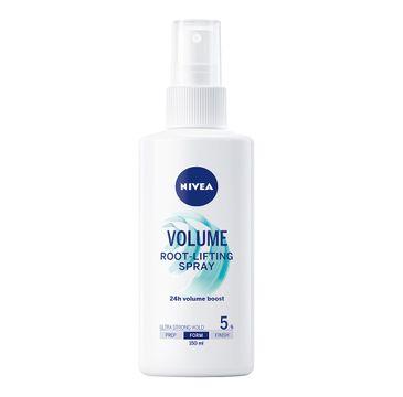 Nivea Volume spray dodający włosom objętości od nasady (150 ml)