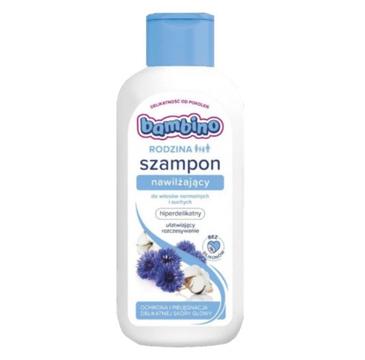 Bambino Rodzina Szampon dla całej rodziny nawilżający (400 ml)