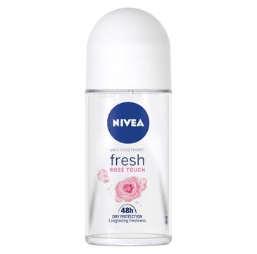 Nivea – Roll-on damski Fresh Rose Touch (50 ml)
