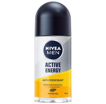 Nivea Men Antyperspirant w kulce Active Energy Men (50 ml)