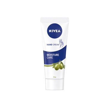 Nivea – Hand Cream Krem do rąk Moisture Care (75 ml)