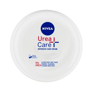 Nivea – Krem do intensywnej pielęgnacji ciała, rąk i stóp Urea Care (300 ml)