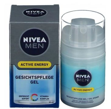 Nivea – Men Krem do twarzy Acitve Energy (50 ml)