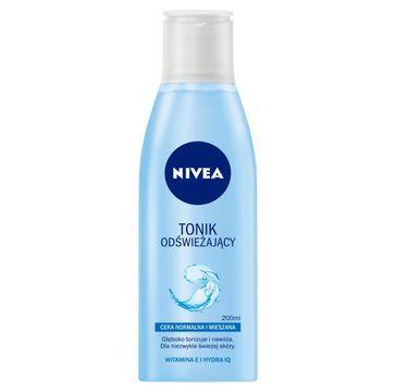 Nivea – Odświeżający Tonik do demakijażu (200 ml)