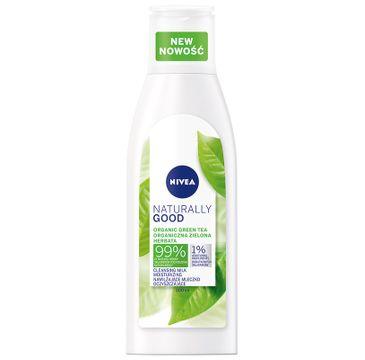 Nivea Naturally Good odświeżający tonik do twarzy (200 ml)