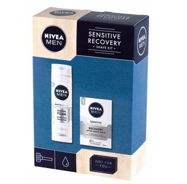 Nivea Men – Zestaw Sensitive Recovery dla mężczyzn (1 szt.)