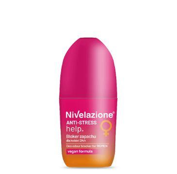 Nivelazione Anti-Stress help Bloker zapachu dla kobiet 24h (50 ml)