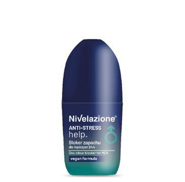 Nivelazione Anti-Stress help Bloker zapachu dla mężczyzn 24h (50 ml)