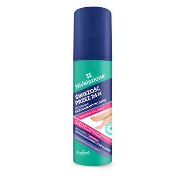 Nivelazione dezodorant do stóp odświeżający świeżość przez 24h 125 ml