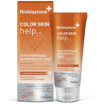 Nivelazione krem wybielający przebarwienia i piegi (50 ml)