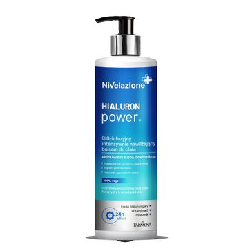 Nivelazione – Nawilżająco-ochronny balsam do ciała (400 ml)