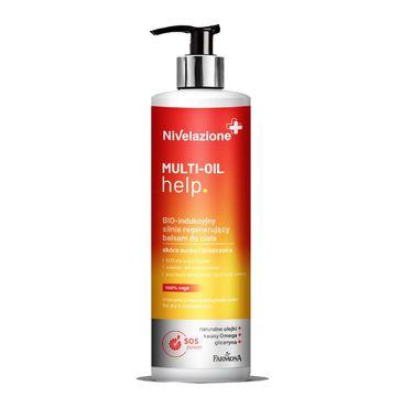 Nivelazione – Regenerująco-wygładzający balsam do ciała (400 ml)