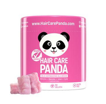 Noble Health Hair Care Panda witaminy na włosy w żelkach 300g