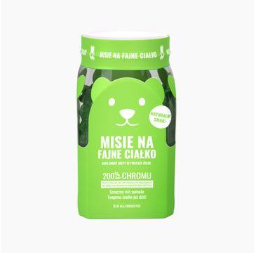 Noble Health Misie na fajne ciałko suplement diety w postaci żelek (300 g)