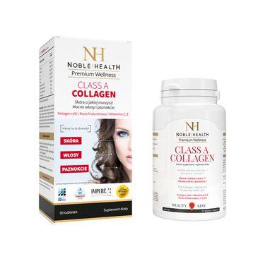Noble Health Premium Wellness Class A Collagen kolagen w tabletkach 90szt