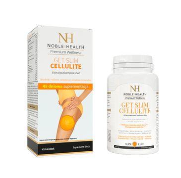 Noble Health Premium Wellness Get Slim Cellulite tabletki redukujące cellulit 45szt
