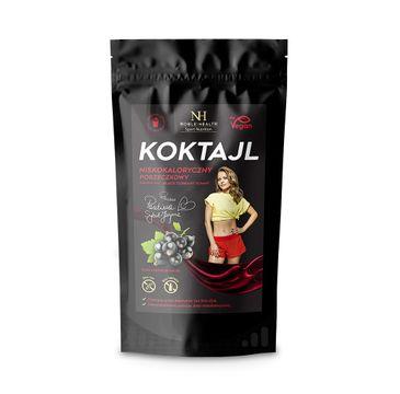 Noble Health Sport Nutrition koktajl niskokaloryczny Czarna Porzeczka 200g