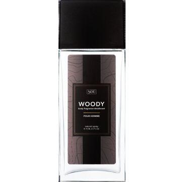 Nou Pour Homme dezodorant w szkle Woody (75 ml)