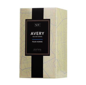 Nou – Man woda toaletowa Avery (50 ML)