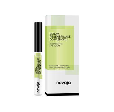 Novaja Serum regenerujące do paznokci Nawilżenie & Odżywienie(7 ml)