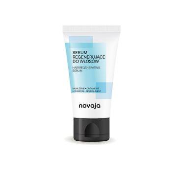 Novaja Serum regenerujące do włosów Nawilżenie & Odżywienie (150 ml)