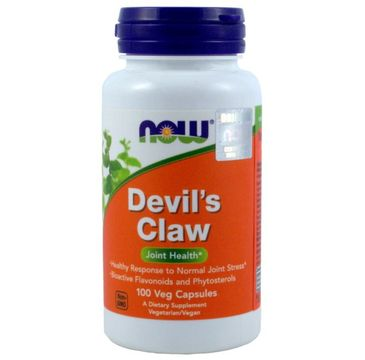 Now Foods Devil's Claw suplement diety 100 kapsułek