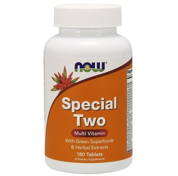 Now Foods Special Two Multi Vitamin 180 kapsułek