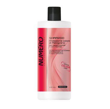 Numero Colour Protection Shampoo With Pomegranate chroniący kolor szampon do włosów z owocem granatu (1000 ml)
